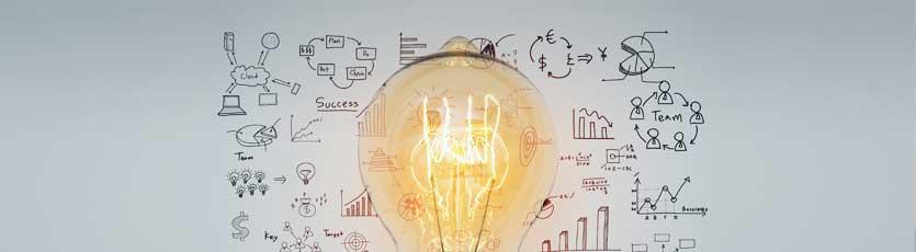 brainstorming marketing idea